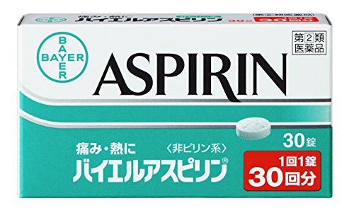 バイエルアスピリン 副作用 効果