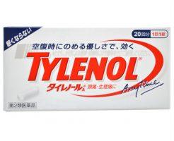 タイレノールA 副作用