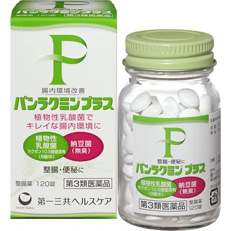 パンラクミンプラス 効果 副作用