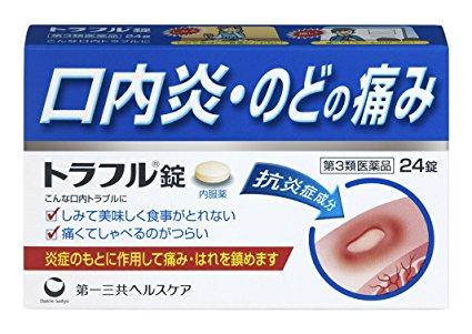 トラフル錠 効果 副作用
