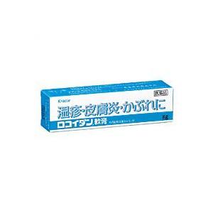 ロコイダン軟膏 効果 副作用