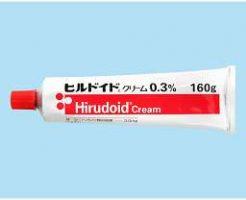 ヒルドイドクリーム 顔 効果 副作用
