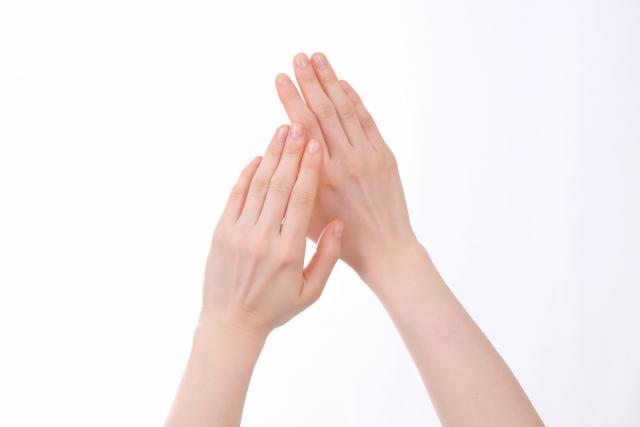 指の こわばり